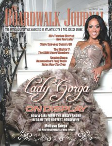 MelissaGorga-Boardwalk Journal
