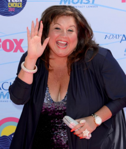 Abby Lee Miller at the Teen Choice Awards 2012