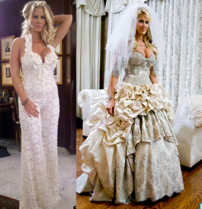 Kim Zolciak-Wedding-Attire