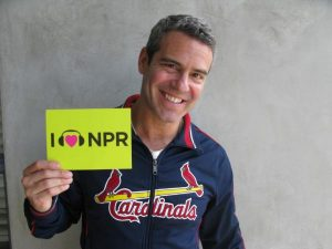 "Andy Cohen ""I"