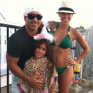 Melissa & Joe Gorga - Antonia's 7th Birthday