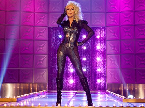 Chad Michaels Wins RuPaul's All Stars Drag Race!