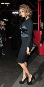 glamour awards arrivals 121112