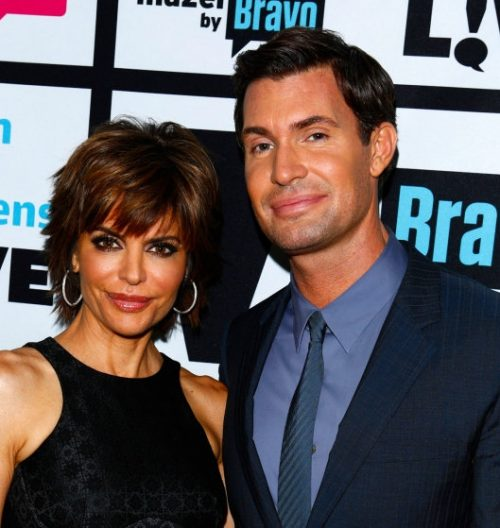 Jeff Lewis On WWHL: What's Happening With Jenni Pulos And The Lawsuit!