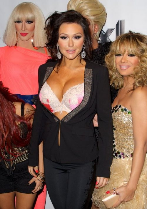 PHOTOS: Snooki And JWoww At XL Club For RuPaul's Drag Race Season 5 Premiere Party