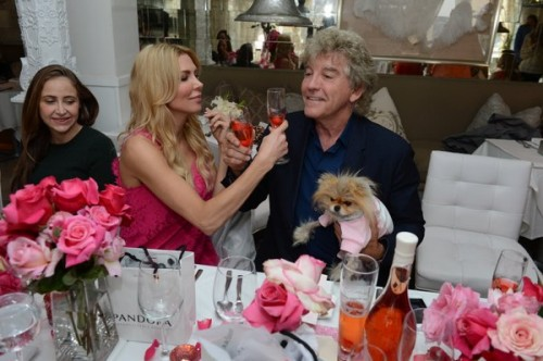 Photos: Lisa Vanderpump And Brandi Glanville Attend Mother's Day Brunch Thrown By Pandora