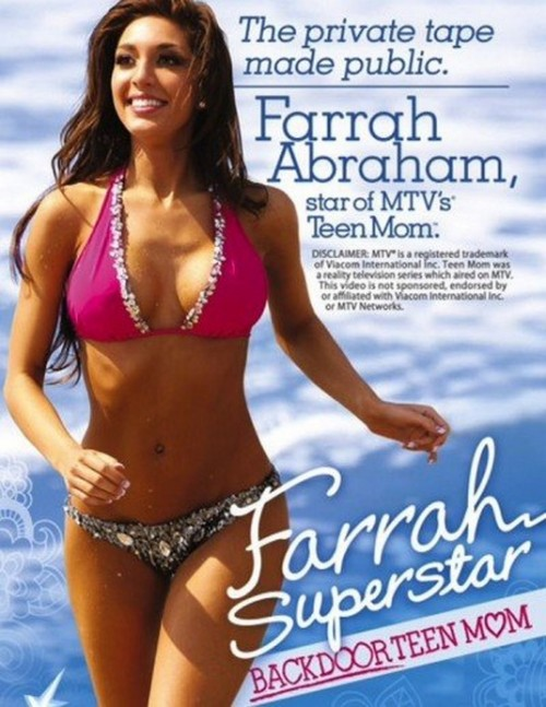 "Teen Mom's Farrah Abraham's Sex Tape Bikini Pulled From eBay Due To ""Hygiene Concerns"""