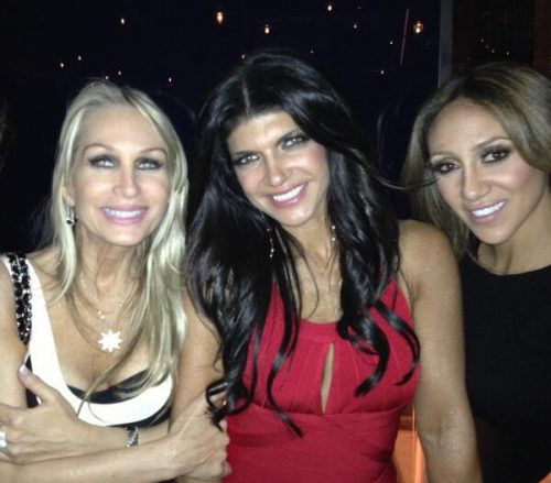 Exclusive: Real Housewives Of New Jersey Tabloid-Gate Continues! Teresa Giudice Sells Birthday Party Photos To Star Magazine!