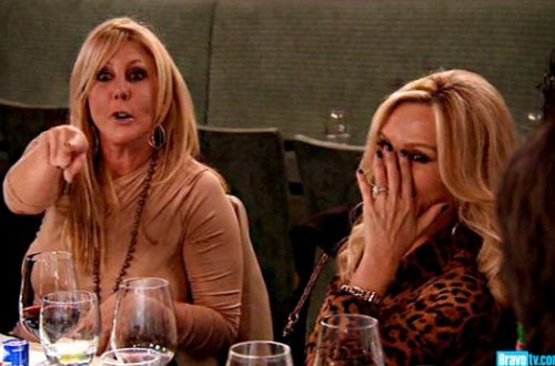 Real Housewives of Orange County Recap: Rolling With The Faux-Mies