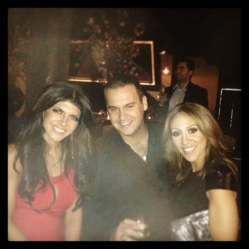 PHOTO: Real Housewives of New Jersey Stars Teresa Giudice & Melissa Gorga Celebrate Teresa's Birthday!