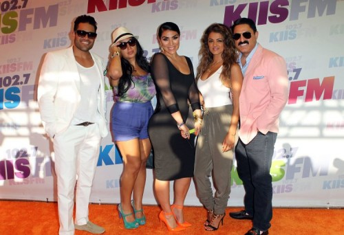 PHOTOS: Shahs of Sunset Stars MJ, GG, Reza And More Reality Stars Attend Wango Tango Event