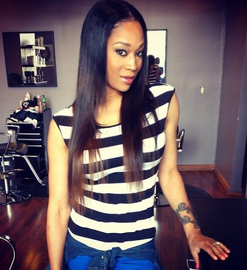Mimi Faust Opens Up About