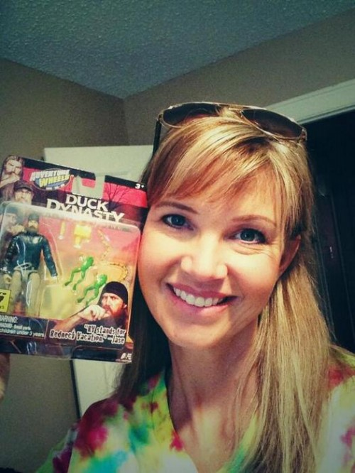 Duck Dynasty's Missy Robertson Collaborating On New Fashion Line!