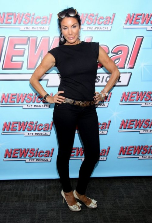 Danielle Staub Finalizes Bankruptcy; Gets Rid Of Massive Shopping Debts!