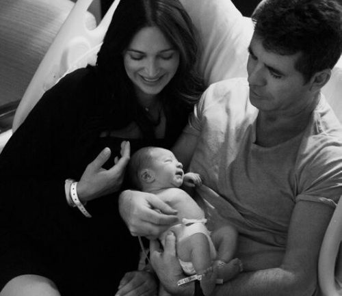 Simon Cowell Welcomes A Son With Lauren Silverman – Photos!