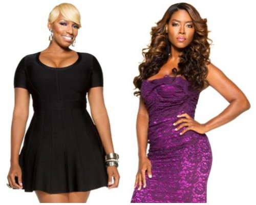 Real Housewives Of Atlanta's NeNe Leakes Once Again Calls Out Manlow And Krayonce In Her Bravo Blog