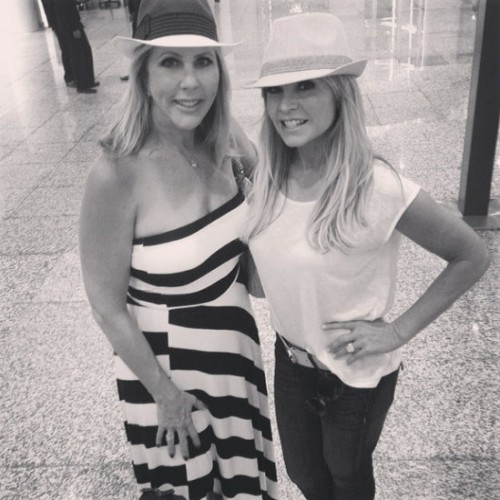 Tamra Judge Slams Report Of Reckless Driving On Dune Buggy ATV; Vicki Gunvalson Believes Her Mother Was Looking Out For Them