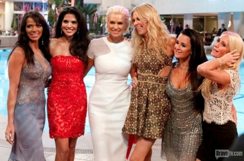 Real Housewives Of Beverly Hills Cast Want Raises For Next Season; Brandi Glanville Hopes T
