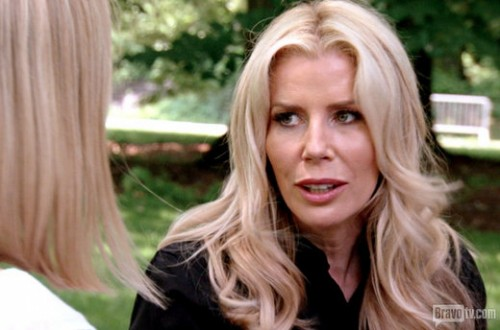Aviva Drescher Says Her Character Has Been Impugned This Season