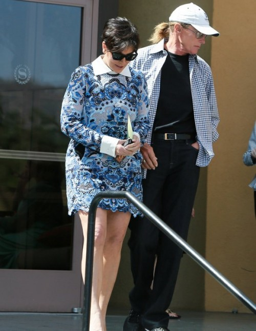 Kris Jenner Files For Divorce From Bruc