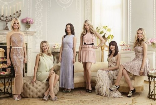Ladies of London Finale Re