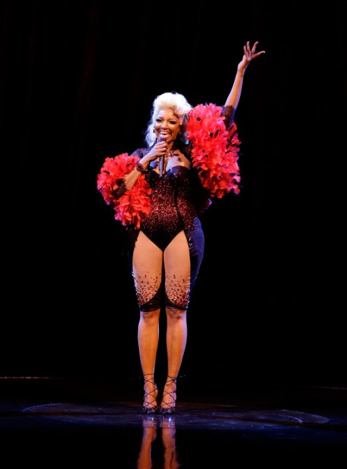 Photos – NeNe Leakes In Zumanity