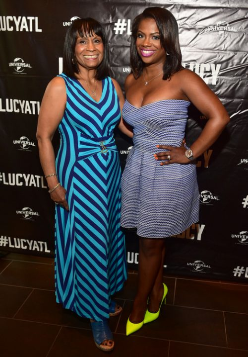 Hot Photos – Ramona Singer, Kandi Burruss, Mama Joyce, M
