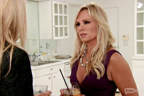 Tamra Judge Slams Vicki Gunvalson, Bra