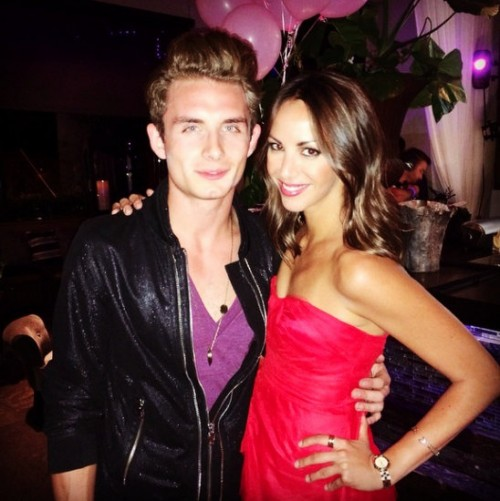 Kristen Doute Gets A Black Eye At The Vanderpump Rules Finale Party!