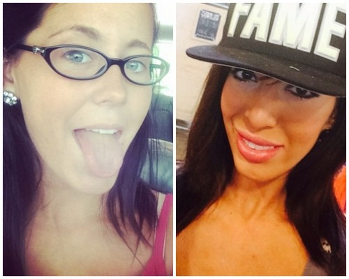 Jenelle Evans Slams Farrah Abraham, Says MTV Doesn't Want To Promote Sex