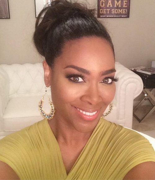 Kenya Moore Set To Release A New Book (And Possibly A New TV Show)