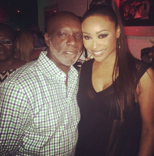 Photos: Peter Thomas And Cynthia Bailey Celebrate His Birthday And The Closing Of Bar One!