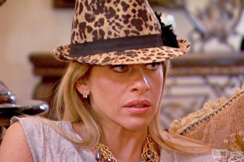 Dina Manzo Shades Amber Marchese And Gushes Over What A Great Mother Teresa Giudice Is