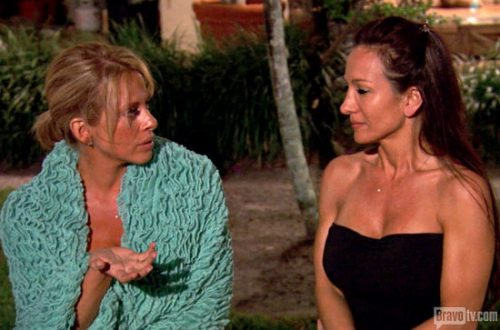 Dina Manzo Explains Why She Felt Stuck In A Lose/Lose Situation In Florida, Admits She Needed Therapy After The Trip
