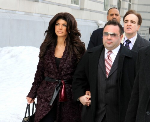 Joe And Teresa Giudice Sentencin