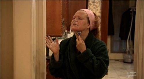 Caroline Manzo Talks Fighting Siblings And Why She Shaves Her Face