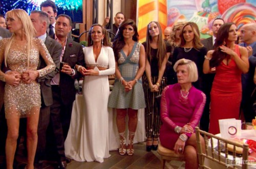Real Housewives Of New Jersey Recap Finale: Trial And Error