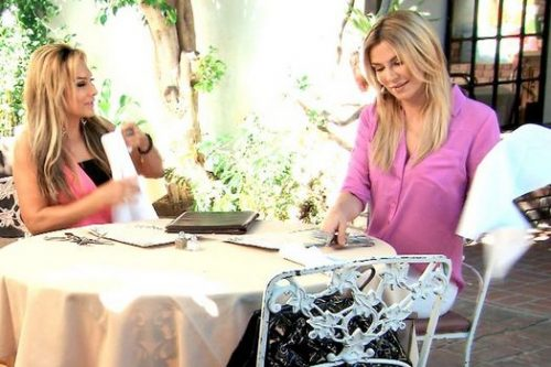 "Brandi Glanville Insists She Took ""100% Full Responsibility"" For Hurting Adrienne Maloo"