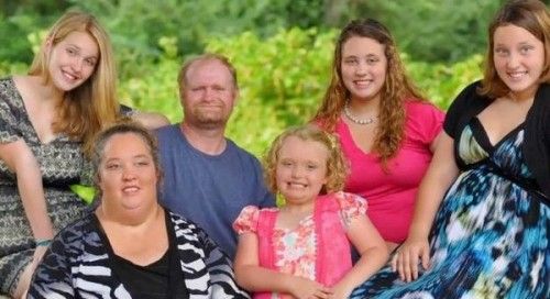 June Shannon's Oldest Daughter Anna Cardwell Suing Her Over Here Comes Honey Boo Boo Earnings!