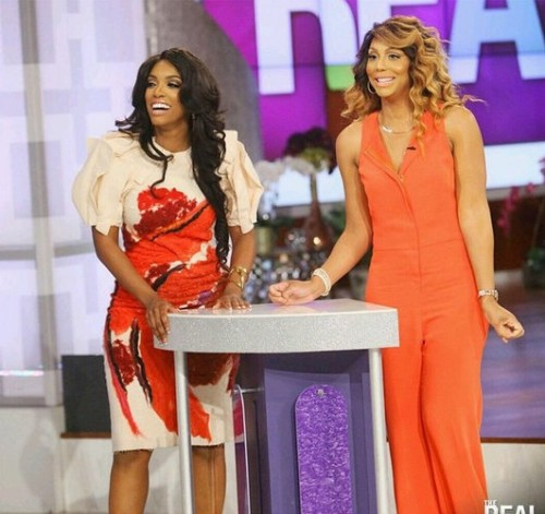 Porsha Williams Says She Gave Power To Bully Kenya Moore