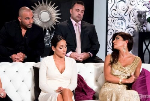 Exclusive: Teresa Giudice Will Not Spend Pre-Prison Holidays With Joe And Melissa Gorga!