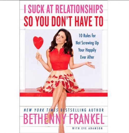 "Bethenny Frankel Releases New Relationship Book; Slams Housewives Who Act ""Outla"