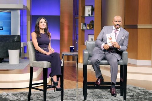 Bethenny Frankel Talks Relationships, Break-Ups And RHONY