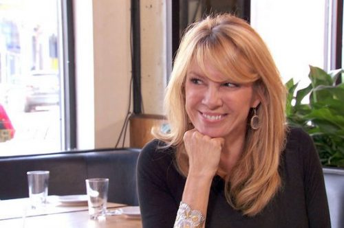Ramona Singer Feels Blessed; Relates to Bethenny'