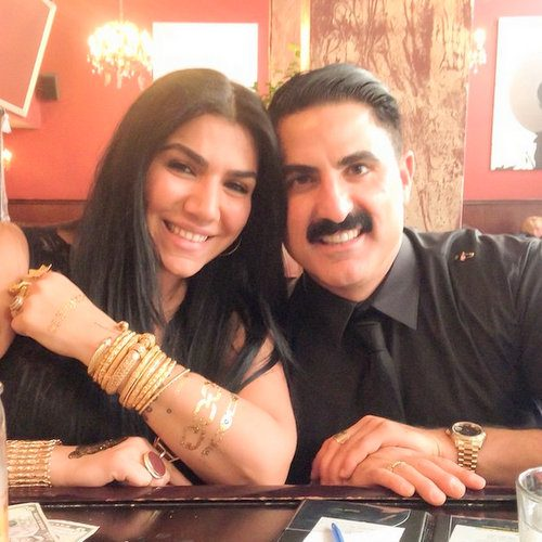 Asa Soltan Rahmati Says Mercedes Javid Is Shady; Reza Farahan Calls Jessica Parido A Hateful Bitch