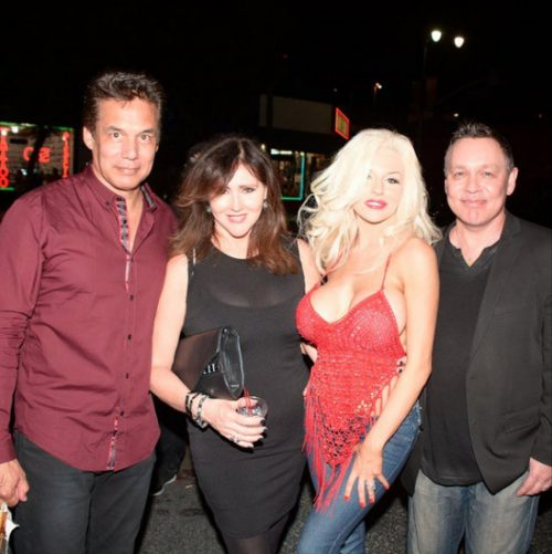 Courtney Stodden's Mom R