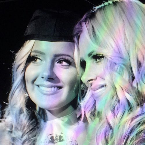 Kim Zolciak's Daughter Brielle Graduates High School – Photos And Video