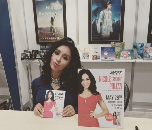 Snooki Publishing Her Fifth Book And Isn't Letting Anyone Put Her Down