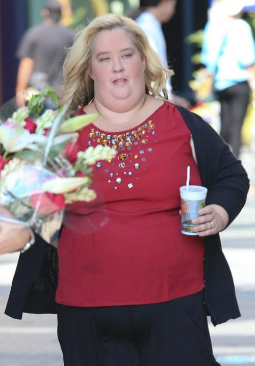 Mama June Furious With TLC Over Handling Of Josh Duggar Molestation Scandal And Ready To Sue