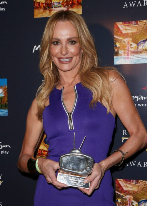 Taylor Armstrong Back On Real Housewives Of Beverly Hills And Accusing Yolanda Foster Of Lying About Lyme Disease?